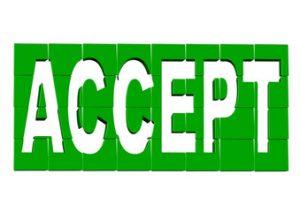 aceptación, bienestar,